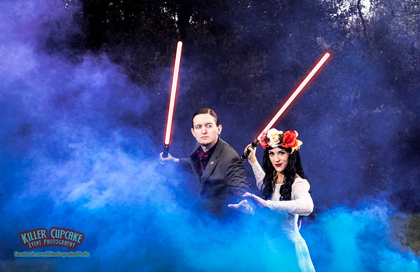Lily & Lance's Star Wars Wedding