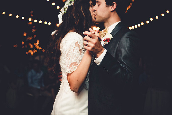 lily + jaren \\ wedding favs