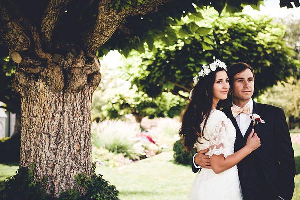 lily + jaren \\ wedding