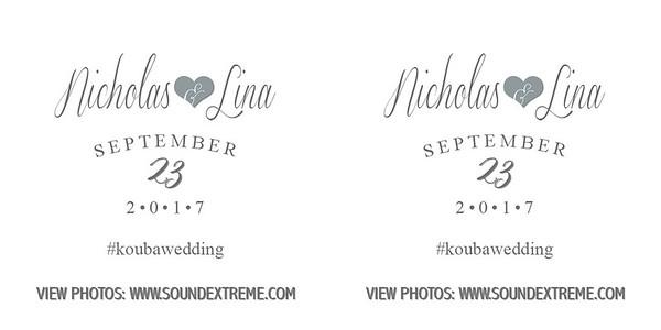 Lina & Nick 9-23-17