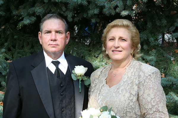 Linda & John: Portraits