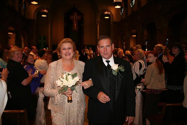 Linda & John: Wedding Mass