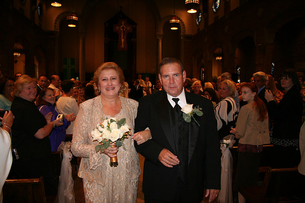 Linda & John: Wedding Mass