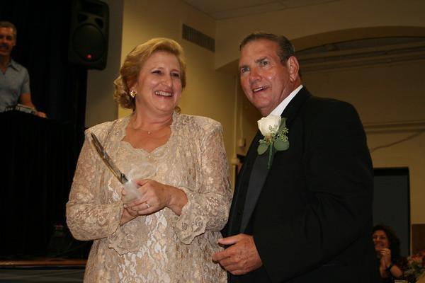 Linda & John: Wedding Reception