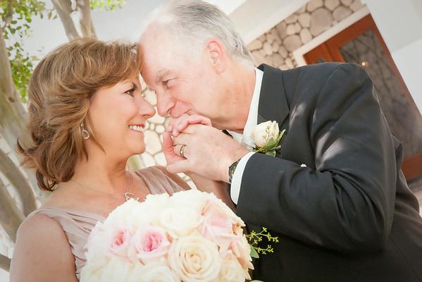 Linda and Doug Mills Wedding