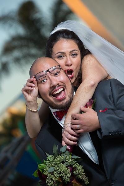 Linda and Sergio