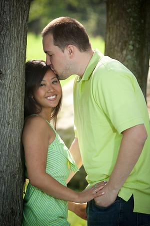 Linda & Marshall Engagement