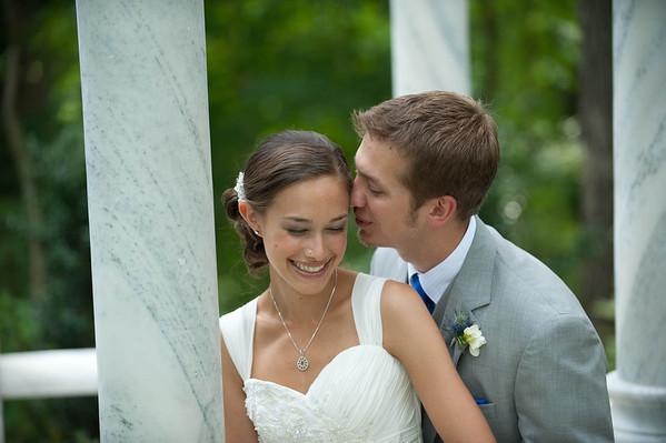 Linden + Daniel. Gramercy Mansion Wedding.