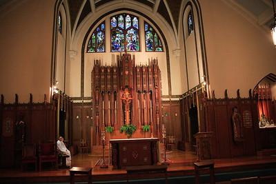Sacred Hearts Parrish, Bradford, Massachusetts