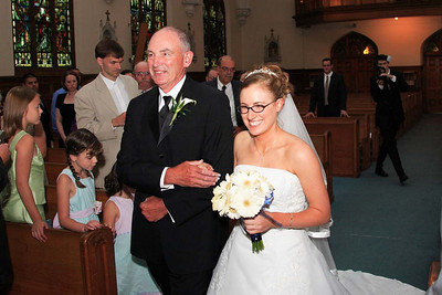Lindsay & Eamon Bradley Wedding