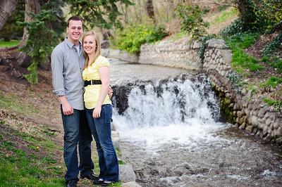 Lindsay & Si May 2012