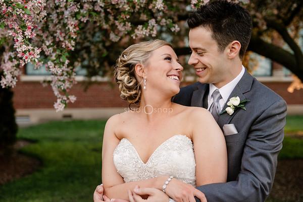 Lindsay & Trevor | Wedding | The Inn at St. John's, Plymouth