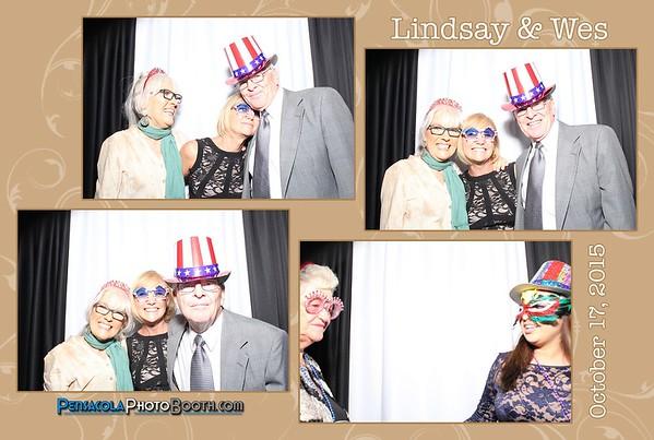 Lindsay + Wes's Wedding 10-17-2015