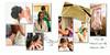 Lindsay and Antonio 10x10 Heirloom Wedding Album 003 (Sides 5-6)