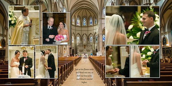 Lindsay and Antonio 10x10 Heirloom Wedding Album 004 (Sides 7-8)
