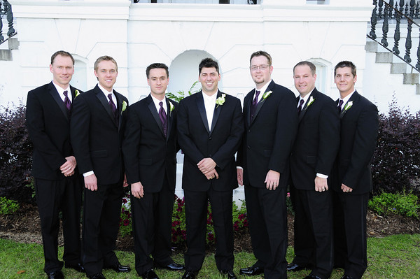 Bradley and Groomsmen