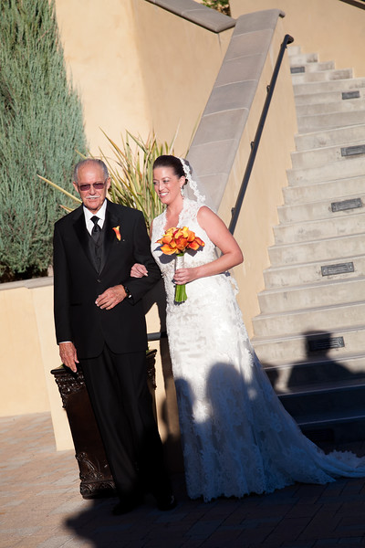 Lindsay and her grandfather.