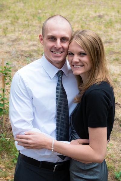 Lindsay and Matthew's rehersal