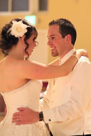 Lindsay and Stephen- Wedding Reception