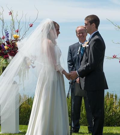 Lindsey & Derek...the Ceremony