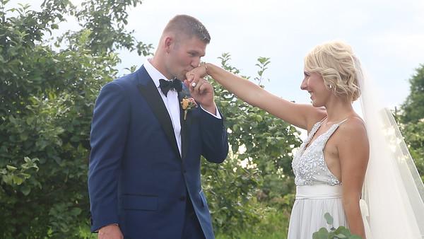 Lindsey & Shane Wedding Video HD