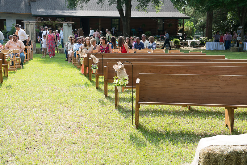 Solid quarter sawn oak pews from a church in Pleasant Hill, Louisiana.