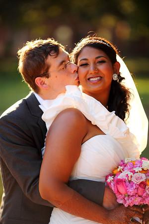 Linnet and Brendan Wedding