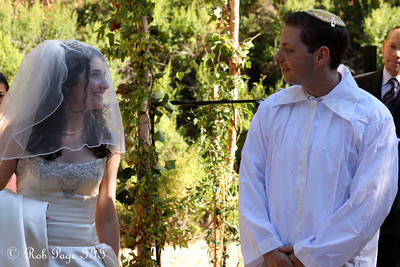 The happy couple - Cupertino, CA ... August 15, 2010 ... Photo by Rob Page III