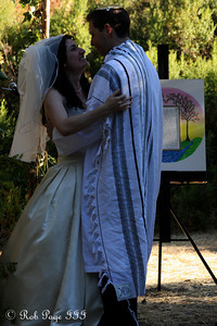 Liora and Gabe share a moment together - Cupertino, CA ... August 15, 2010 ... Photo by Rob Page III