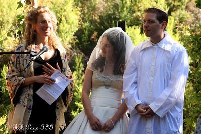 Kind words for Liora and Gabe - Cupertino, CA ... August 15, 2010 ... Photo by Rob Page III