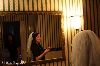 Liora prepares for her wedding - Cupertino, CA ... August 15, 2010 ... Photo by Rob Page III