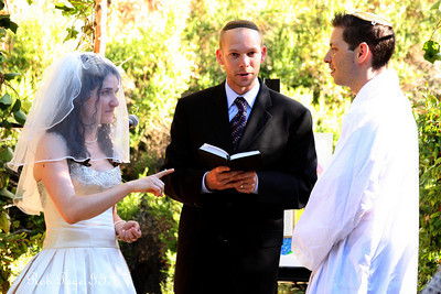 The ceremony - Cupertino, CA ... August 15, 2010 ... Photo by Rob Page III