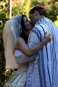 'You may kiss the bride' - Cupertino, CA ... August 15, 2010 ... Photo by Rob Page III