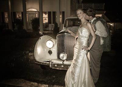 Bride and Groom - Lippincott-Murphy