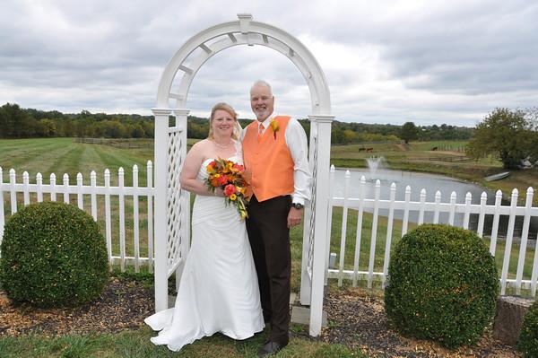 Lisa & Bruce Fields' Wedding