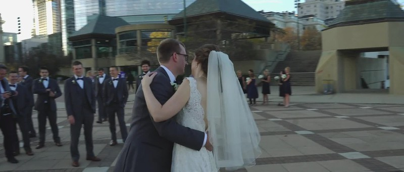 Instagram Wedding Day Story