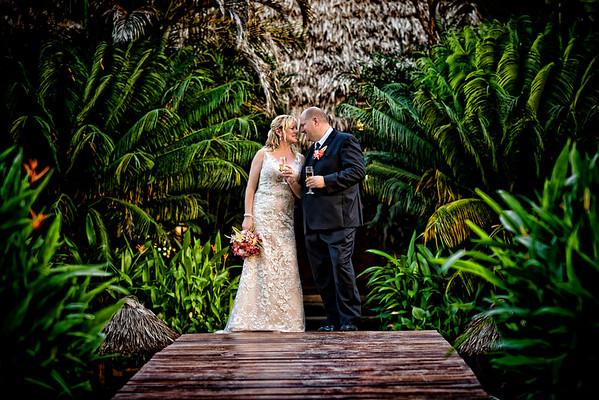 Lisa & Tim - Wedding - Belize - 15th of December 2015