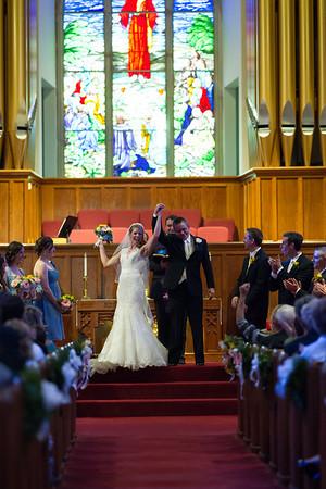 Lisa and B.J.'s Wedding 07/28/2012
