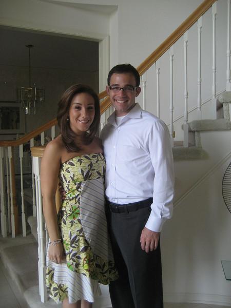 Lisa and Ian's Weding 5/18/08