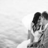 Wedding: Lisa & Eric BW :