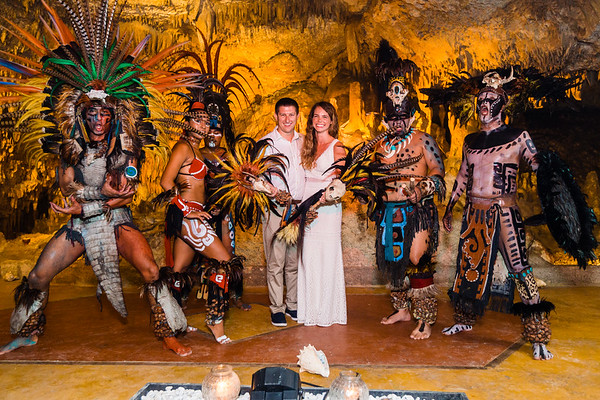 Lisa & Greg Rehearsal   2017.06.25   Cancun, Mexico