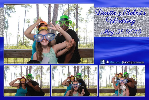 Lissette + Robert's Wedding 5-31-2015
