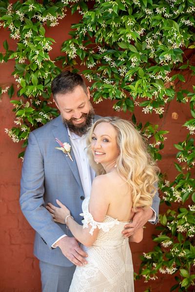 Emily + Matt Wedding
