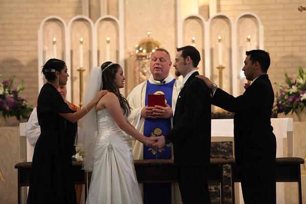 Littlefield & Mayorga Wedding