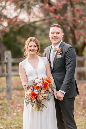 Liz Grumbein & Daniel Joyce