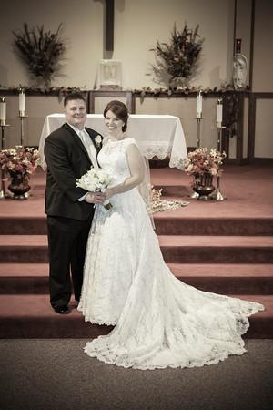 Liz + Patrick Wedding - 11-22-14