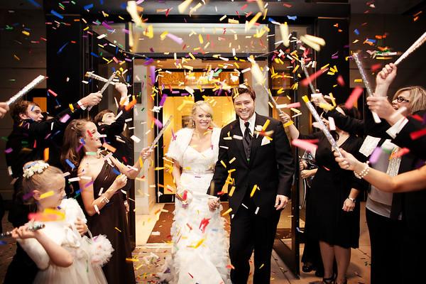 Liz and Chris Mach Wedding