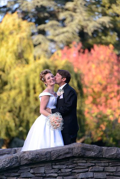 Liz and James Wedding