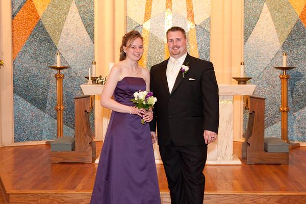Liz & John - Post-Ceremony Formals