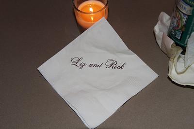 Liz and Rick's Rehersal Dinner 6-25-10